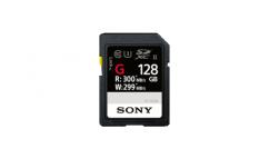 Памет SDXC Sony 128GB SF-G UHS-II (U3) (R300/W299MB/s)