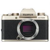 Фотоапарат Fujifilm X-T100 Body Champagne