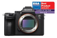 Фотоапарат Sony Alpha A7 III тяло + Обектив Sony FE 28-60mm f/4-5.6