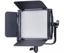 Диодно LED студийно осветление Phottix Kali600 + Статив за студийно осветление Phottix P220 + Батерия Hahnel Li-Ion HL-XL581 (2 броя)