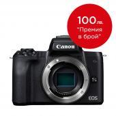 Фотоапарат Canon EOS M50 Black Тяло