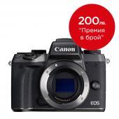 Фотоапарат Canon EOS M5 Black Тяло
