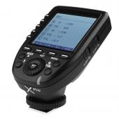 TTL Радиосинхронизатор Godox Xpro-C - предавател за Canon