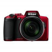 Фотоапарат Nikon Coolpix B600 Red + чанта CS-P08