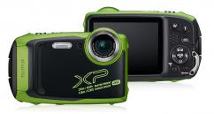 Фотоапарат Fujifilm FinePix XP140 Lime