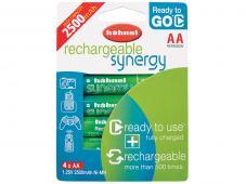 Акумулаторни батерии AA Hahnel Synergy 2500 mAh (LR06) 4бр