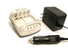 Зарядно устройство Maha/Powerex MH-C401FS