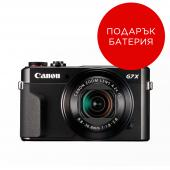 Фотоапарат Canon PowerShot G7 X Mark II + Батерия Li-Ion Canon NB-13L