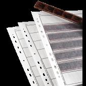 Пергаментни класьори Hama - за филми 35mm (25 броя)