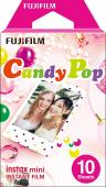 Моментален филм Fuji Instax mini Candy Pop (10л.)