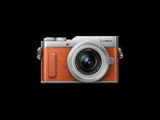 Фотоапарат Panasonic Lumix GX880 + Обектив Panasonic Lumix G VARIO 12-32mm f/3.5-5.6 ASPH. MEGA O.I.S. - Кафяв + Памет SDHC SanDisk Extreme 32GB UHS-I U3 C10 V30 90MB/s