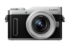Фотоапарат Panasonic Lumix GX880 + Обектив Panasonic Lumix G VARIO 12-32mm f/3.5-5.6 ASPH. MEGA O.I.S. - Сив + Памет SDHC SanDisk Extreme 32GB UHS-I U3 C10 V30 90MB/s