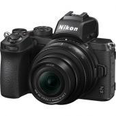 Фотоапарат Nikon Z50 + Обектив Nikkor Z DX 16-50 mm F3.5-6.3 VR + Адаптер Nikon FTZ
