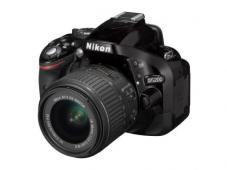 Фотоапарат Nikon D5200 kit (18-55mm VR)