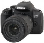 Фотоапарат Canon EOS 850D + обектив Canon EF-S 18-135mm STM + Обектив Canon EF 50mm f/1.8 STM