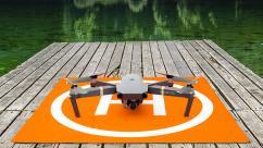 Професионална площадка за приземяване на дронове PGYTECH