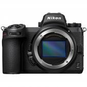 Фотоапарат Nikon Z6 II тяло + Обектив Nikon NIKKOR Z 24-200mm f/4-6.3 VR