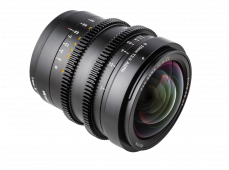 Обектив Viltrox 20mm T2.0  L-mount ръчнофокусен кино обектив