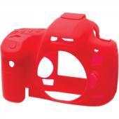 Силиконов протектор EasyCover за Canon EOS 5D Mk III Red