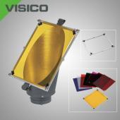 Цветни филтри + държач Visico FH-601