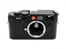 Фотоапарат Leica M7 0.72 Black Body