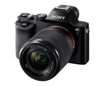 Фотоапарат Sony Alpha A7 Kit (FE 28-70mm f/3.5-5.6 OSS)