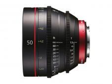 Обектив Canon CN-E 50mm T1.3L F
