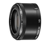 Обектив Nikon 1 Nikkor AW 10mm f/2.8 Black