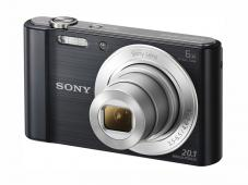 Фотоапарат Sony Cyber-Shot DSC-W810 Black