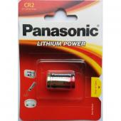 Алкална батерия Panasonic Lithium Power CR2