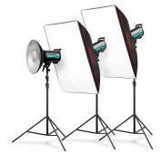 Expert QS-900 - комплект студийно осветление