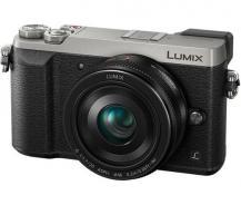 Фотоапарат Panasonic Lumix DMC-GX80 Silver тяло + Обектив Panasonic Lumix G 20mm f/1.7 II Pancake
