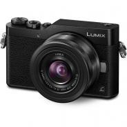 Фотоапарат Panasonic GX800 Black + Обектив LUMIX G VARIO 12-32mm f/3.5-5.6 ASPH. MEGA O.I.S.