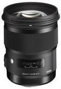 Обектив Sigma 50mm f/1.4 DG HSM (Art) за Nikon