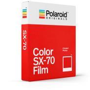 Моментален филм Polaroid Originals Color SX-70 (8 листа)