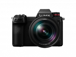 Фотоапарат Panasonic Lumix S1 Black Body + Обектив Panasonic SR 24-105 f/4 + софтуер Panasonic S1 V-Log