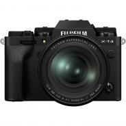Фотоапарат Fujifilm X-T4 Black тяло + обектив Fujifilm Fujinon XF 16-80mm f/4 R OIS WR