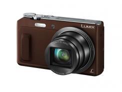 Фотоапарат Panasonic Lumix DMC-TZ57 Brown