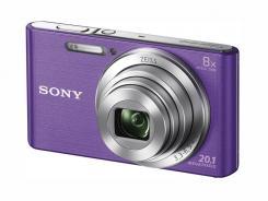 Фотоапарат Sony Cyber-Shot DSC-W830 Purple